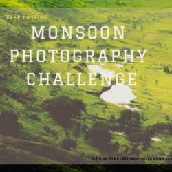Monsoon Season Photography Challenge 2017 - logo
