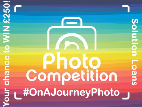 """Autumn 2017 Photography Competition – """"On A Journey"""" – £350 prize fund - logo"""
