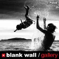 Black & White by Blank Wall Gallery 2017 - logo