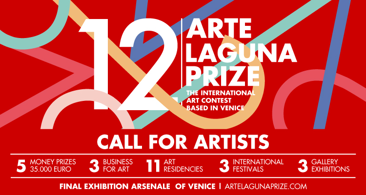12th ARTE LAGUNA PRIZE IS OPEN FOR ENTRIES - logo