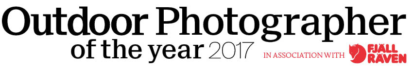 Outdoor Photographer of the Year 2017 - logo