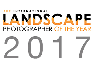 The International Landscape Photographer of the Year 2017 - logo