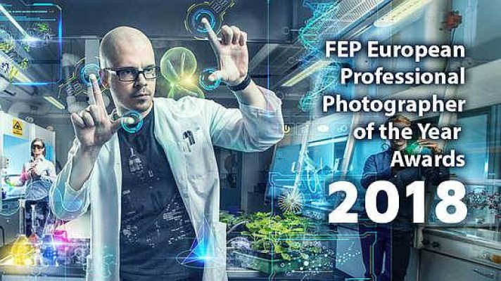 FEP European Professional Photographer of the Year Awards 2018 - logo