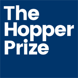 The Hopper Prize – $5,000.00 USD in grants for visual artists - logo