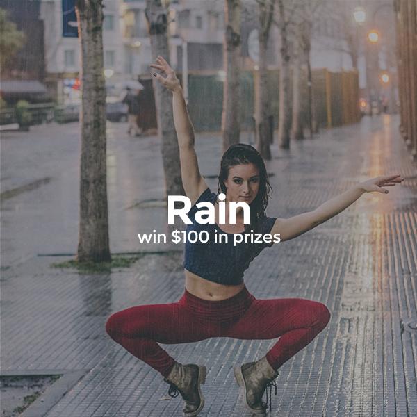 Rain - logo