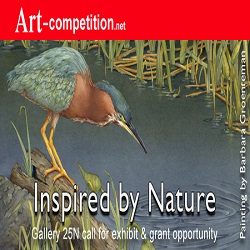 Art Call – Inspired By Nature 2018 - logo