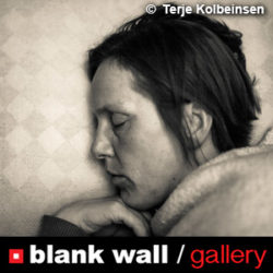 Portraits by Blank Wall Gallery - logo