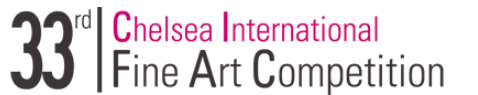 The Chelsea International Fine Art Competition 2018 - logo