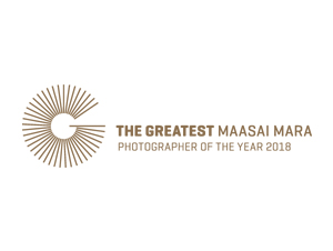 The Greatest Maasai Mara Photographer of the Year 2018 - logo