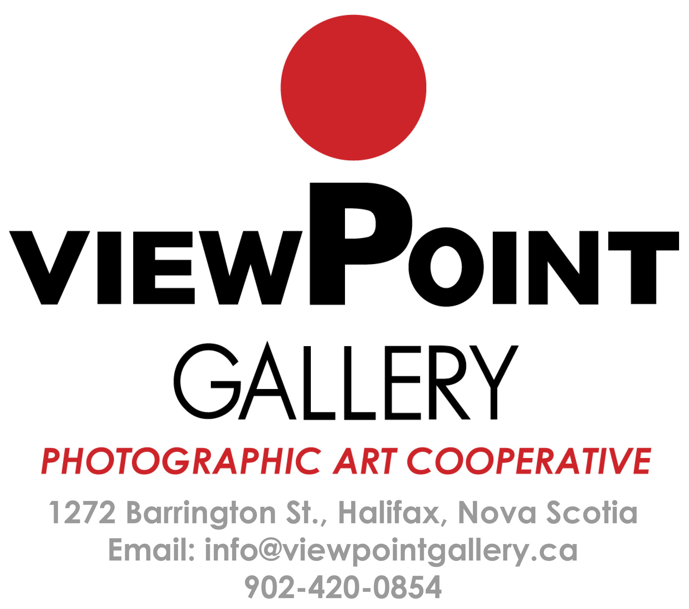 ViewPoint Gallery 2018 International Photography Competition - logo