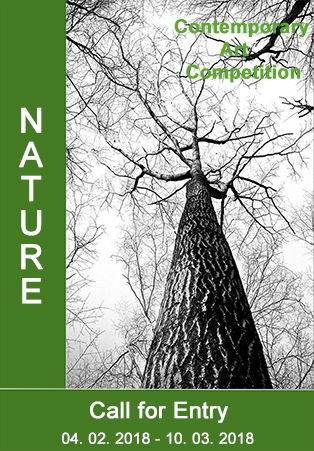 "International Art Competition ""Nature"" - logo"