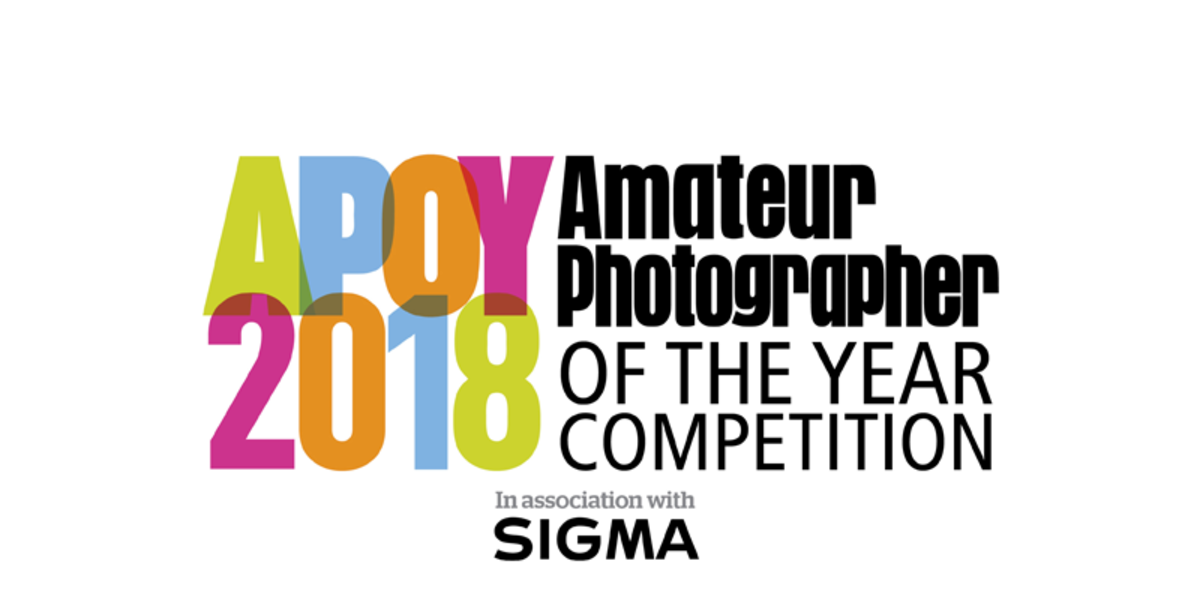 Amateur Photographer of the Year 2018 - logo