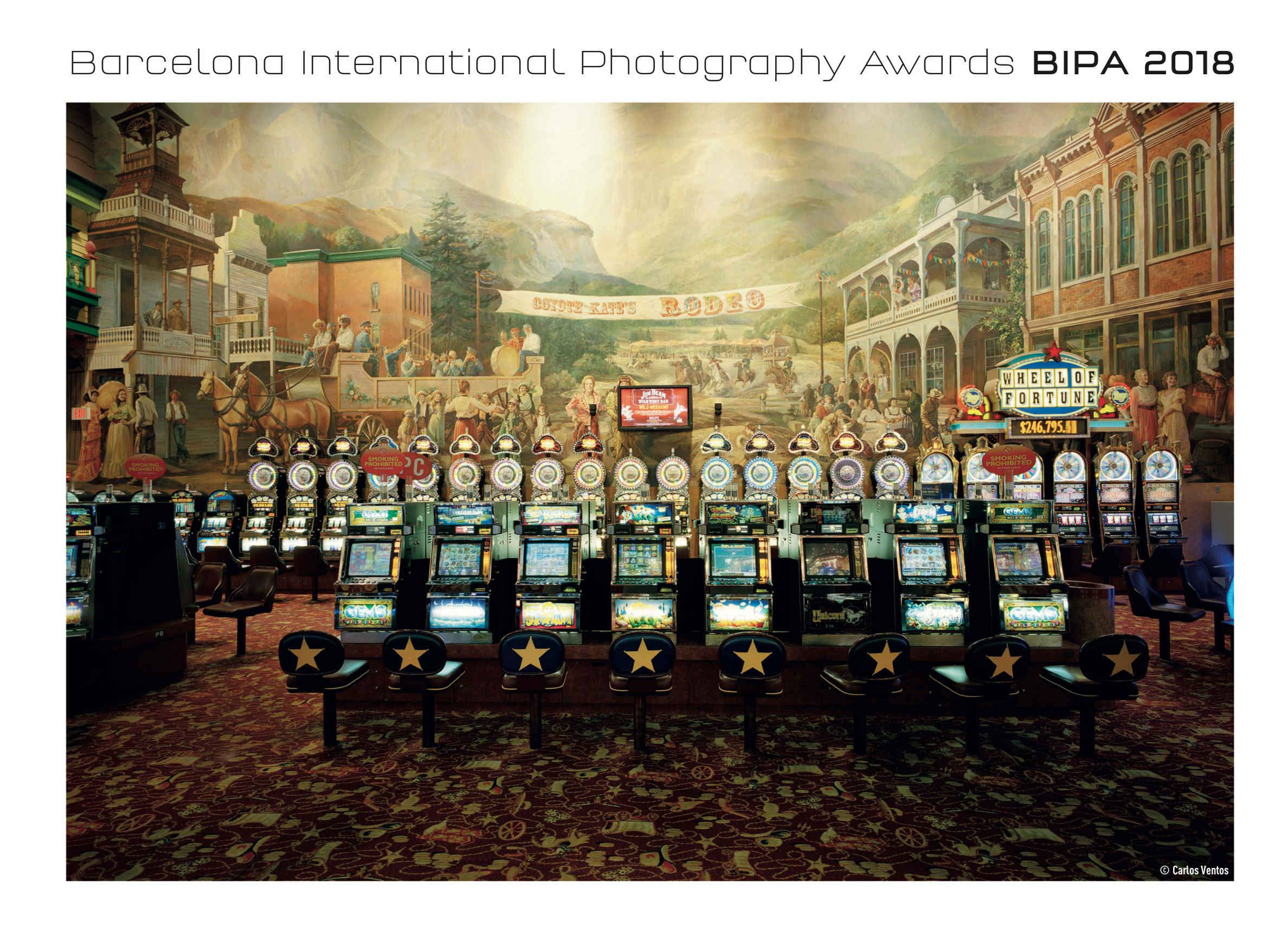 Barcelona International Photography Awards - logo