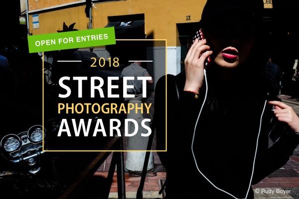 LensCulture Street Photography Awards 2018 - logo