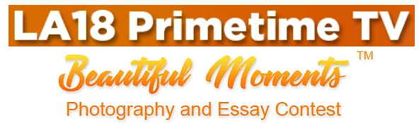 """Beautiful Moments"" World Photography and Essay Contest 2018 - logo"