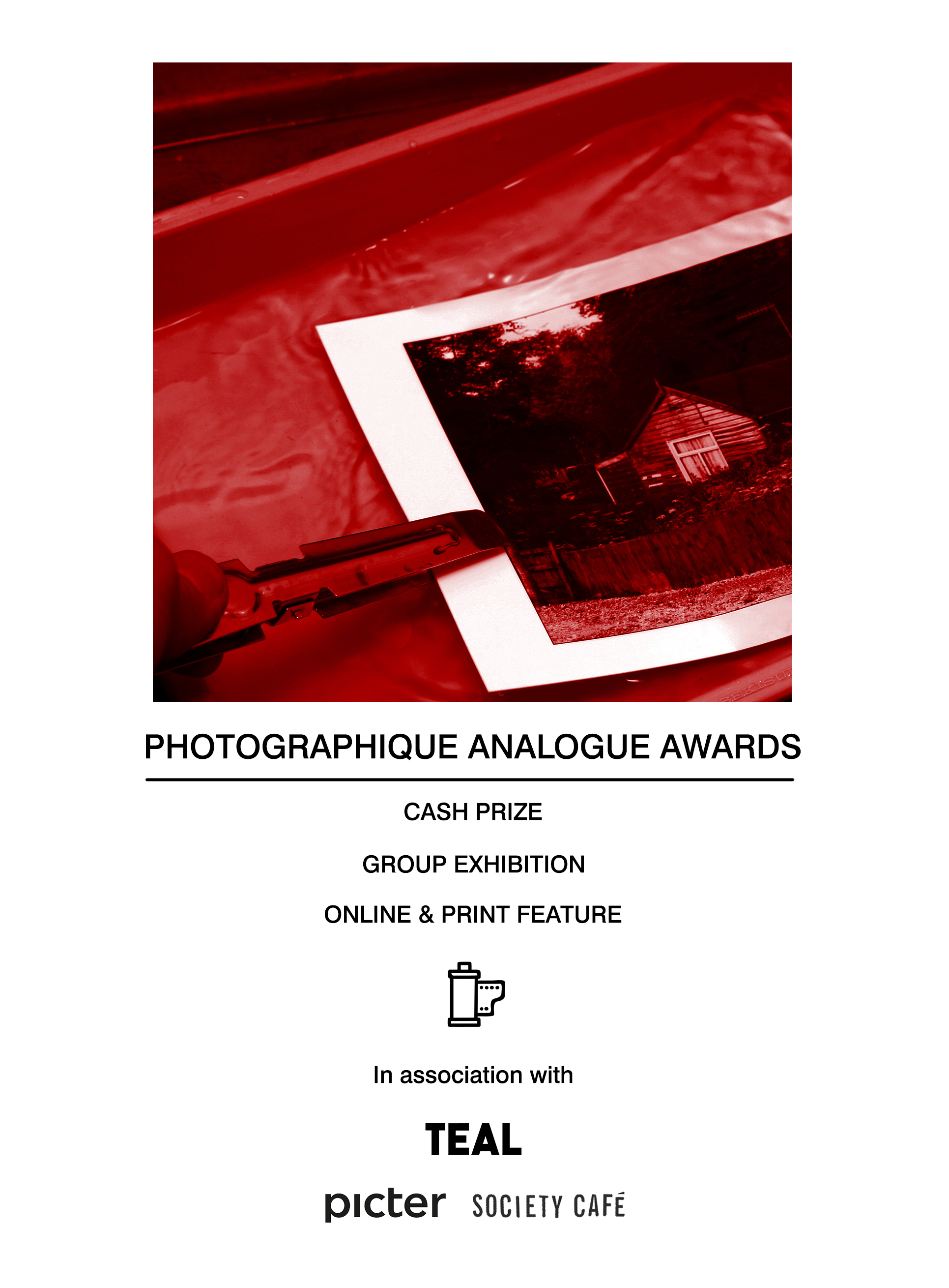 Photographique Analogue Award - logo