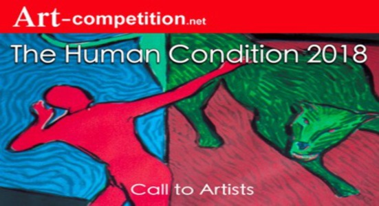 Art Call To Artist: The Human Condition 2018 - logo