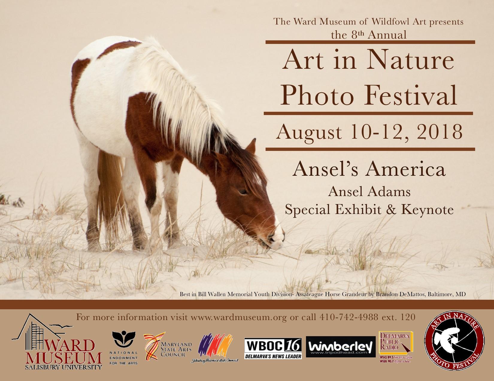 Art in Nature Photo Festival - logo