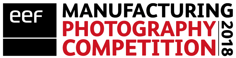EEF Photography Competition 2018 - logo
