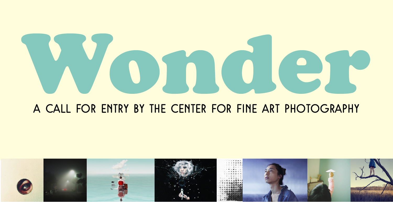 Wonder | International Photography Call for Entry - logo
