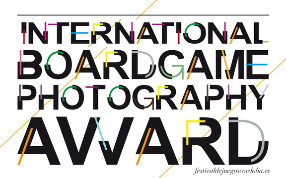 XI International Boardgame Photography Award 2018 - logo