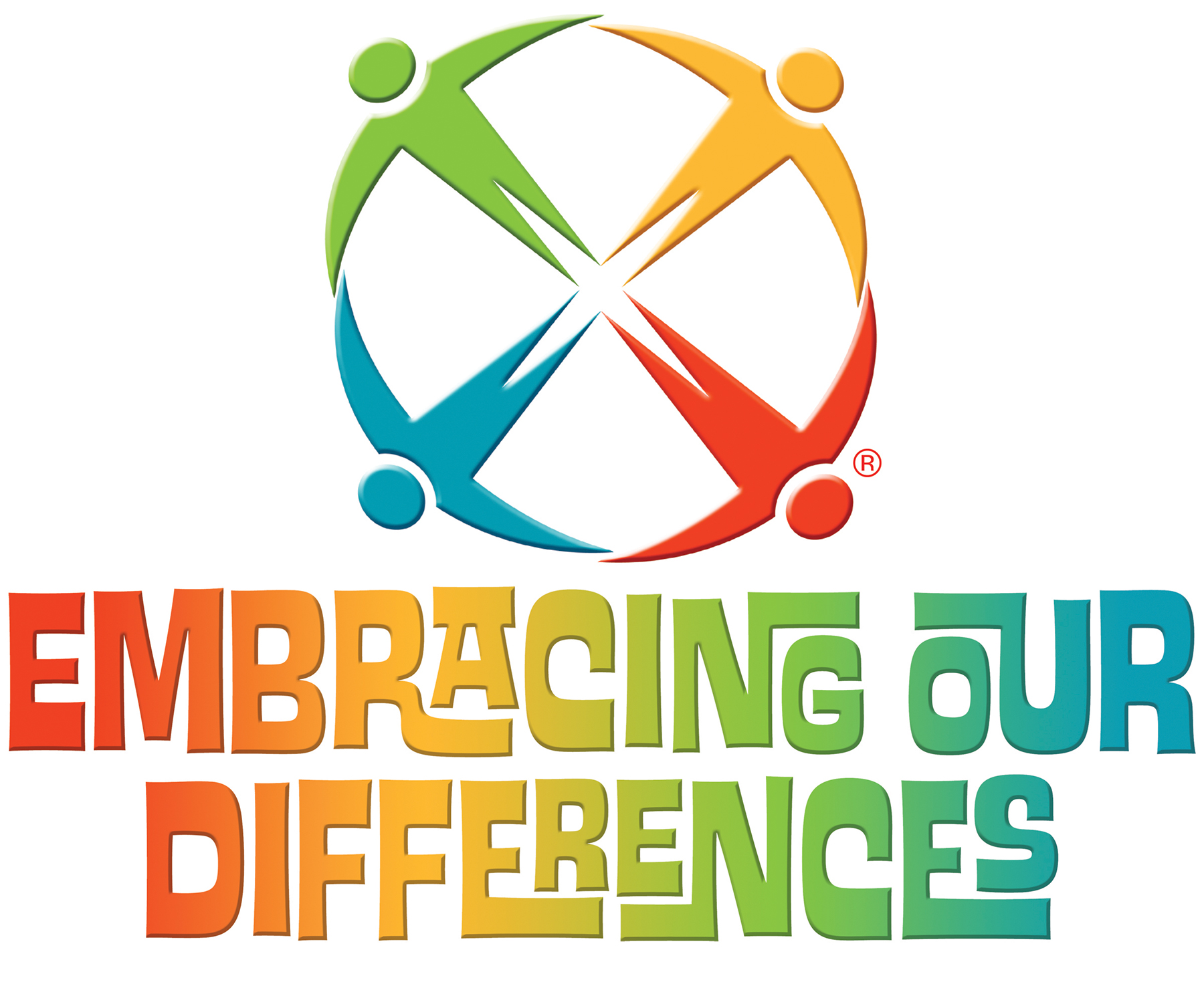 Embracing Our Differences International Art Exhibit Celebrating Diversity 2019 - logo