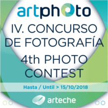 Arteche IV photo contest - logo