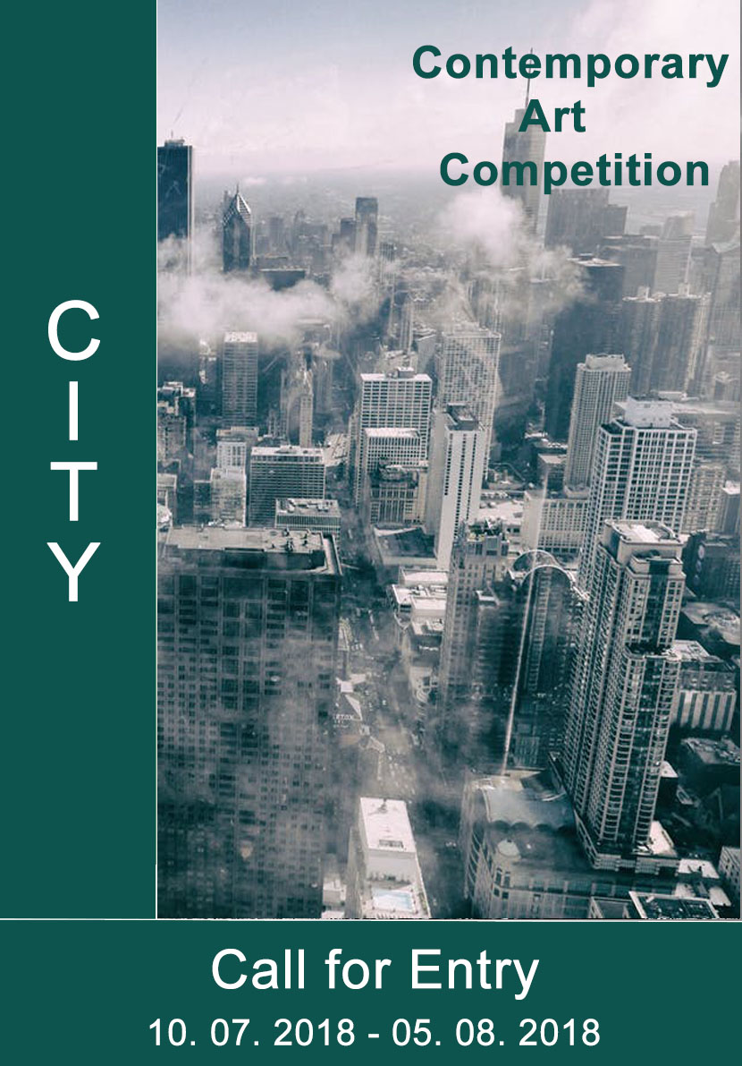 "International Art Competition ""City"" - logo"