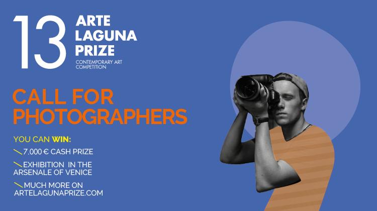 13. Arte Laguna Prize 2018 - logo