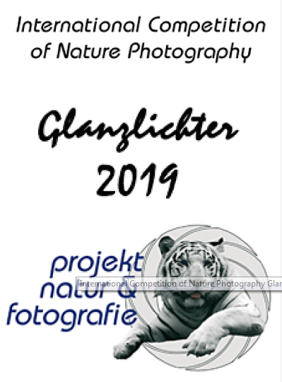 International Competition of Nature Photography Glanzlichter 2019 - logo