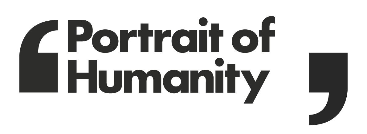 Portrait of Humanity - logo