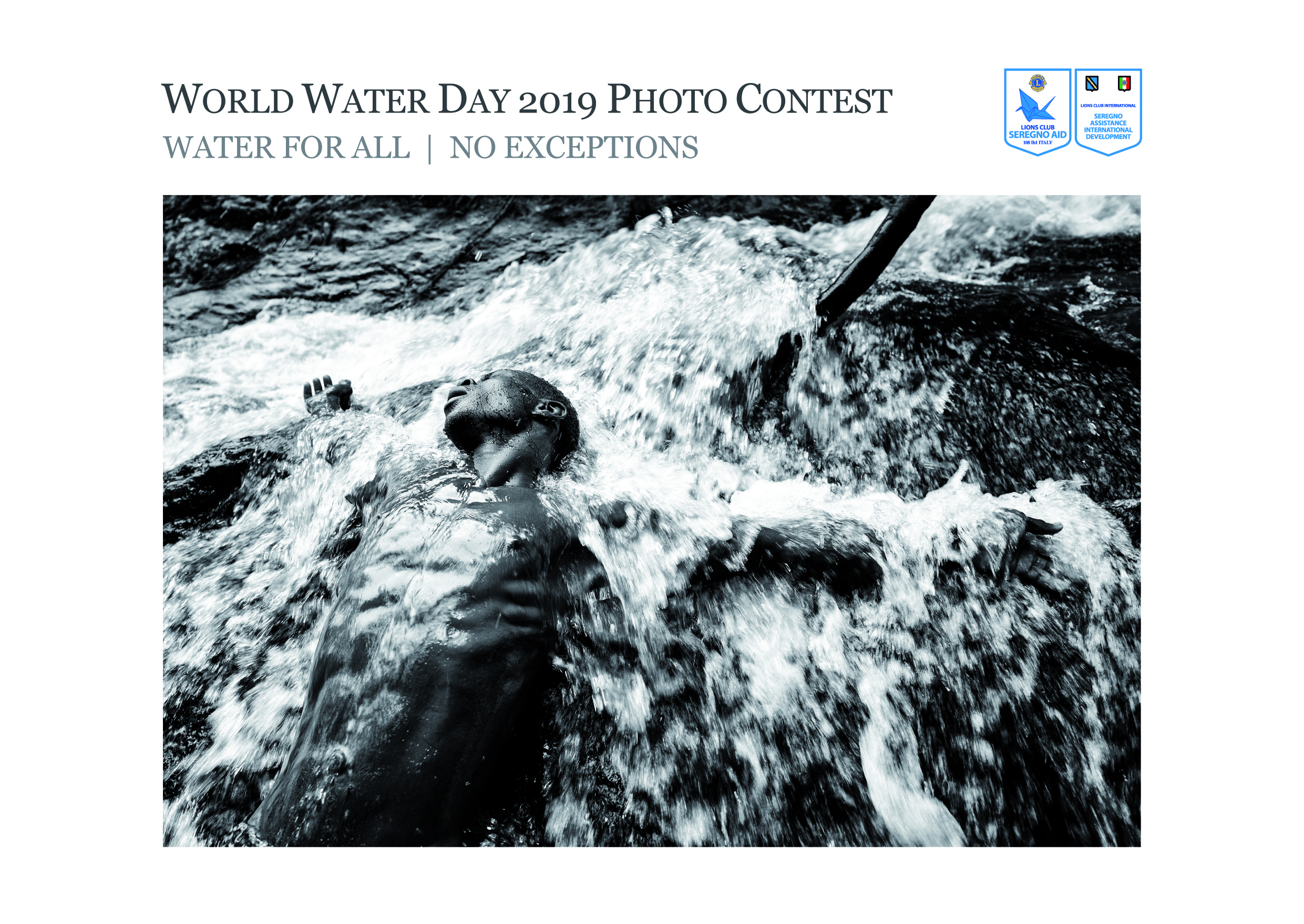 World Water Day Photo Contest 2019 - logo