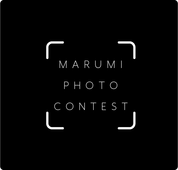 "MARUMI PHOTO CONTEST ""ANY PICTURES TAKEN WITH FILTER"" - logo"