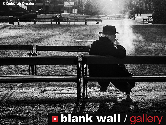 Black & White by Blank Wall Gallery - logo