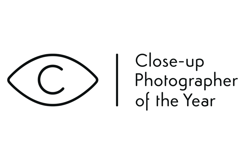 Close-up Photographer of the Year - logo