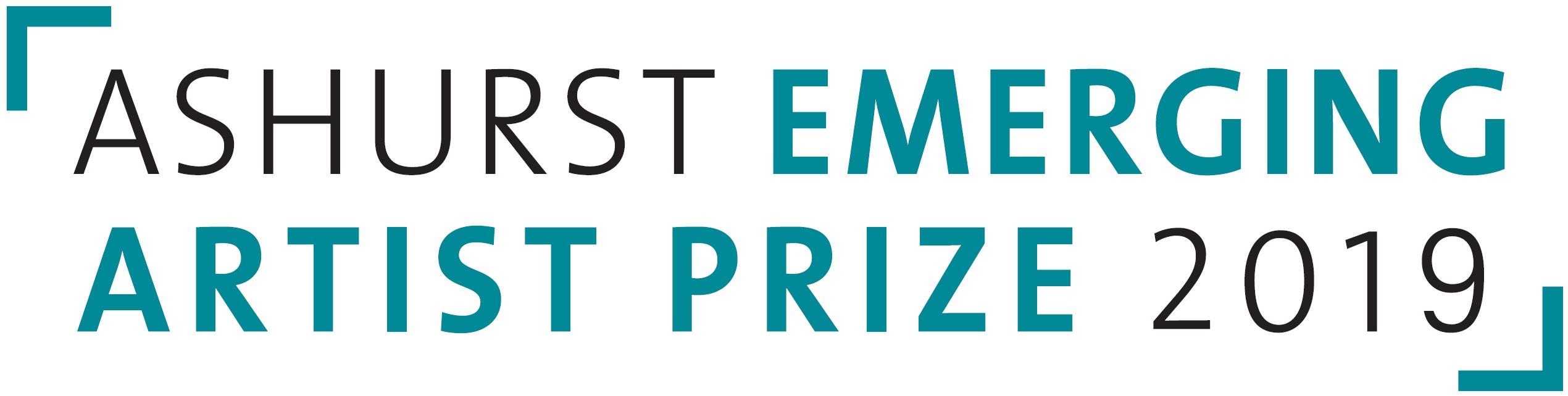 Ashurst Emerging Artist Prize 2019 - logo