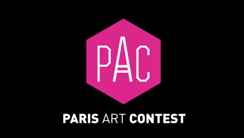 Paris Art Contest 2018 - logo