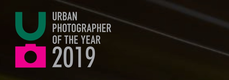 CBRE Urban Photographer of the Year 2019 - logo