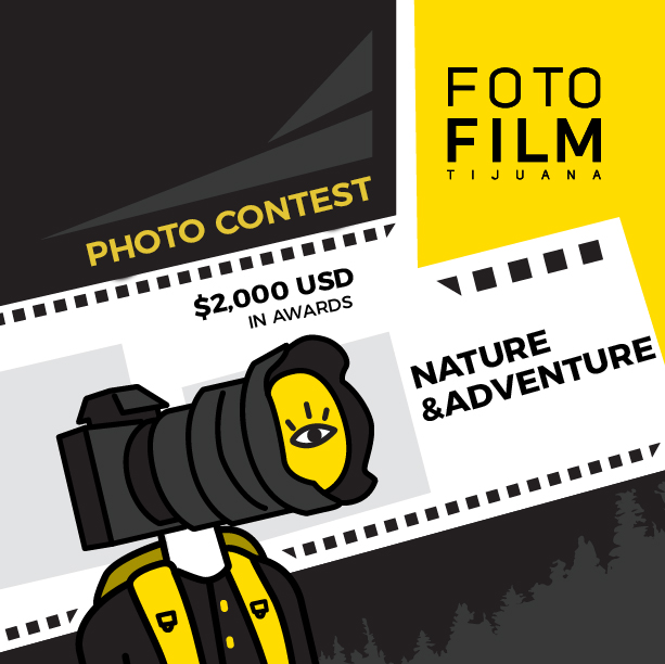Nature & Adventure – Photo Contest Tijuana - logo