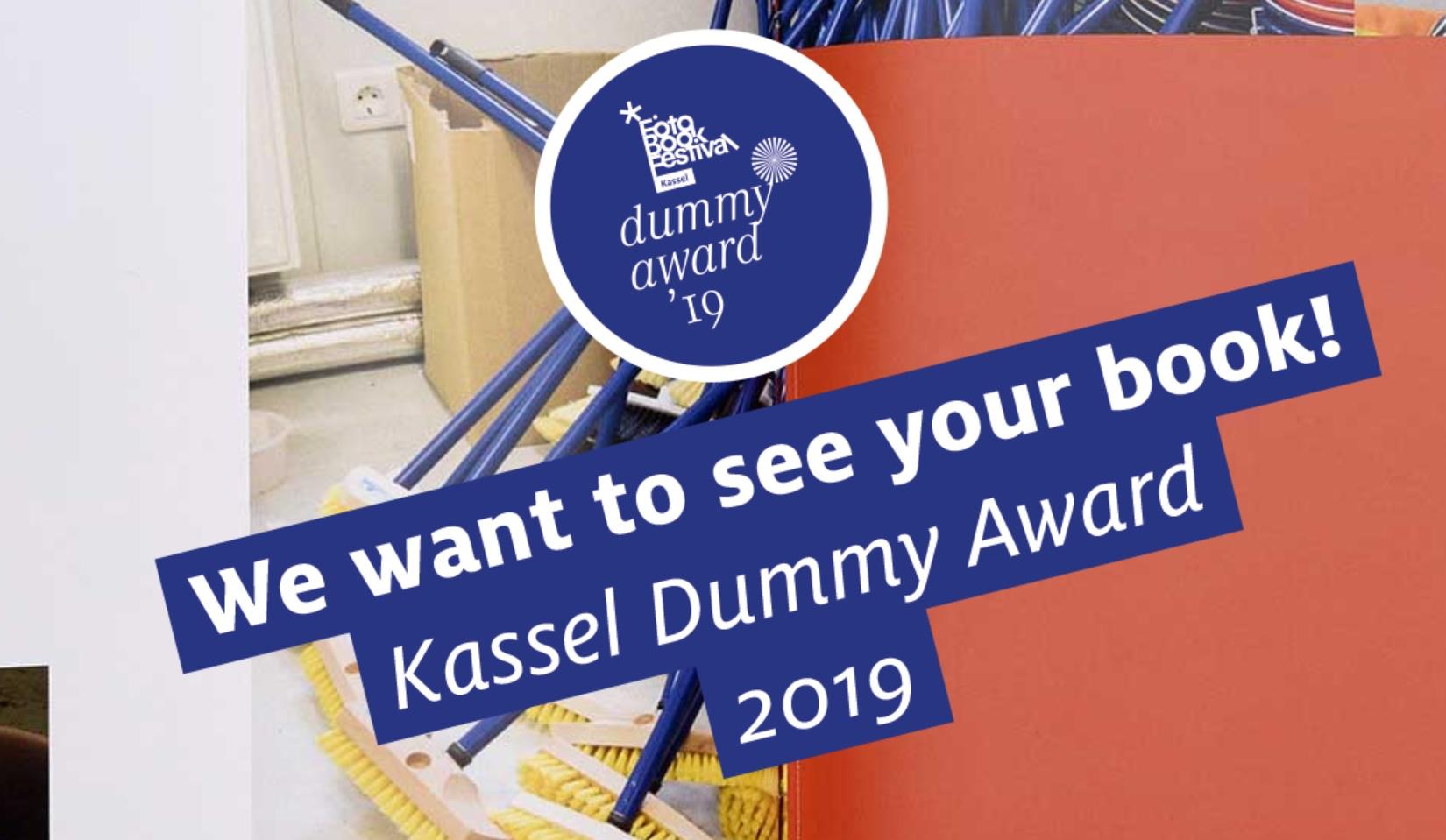 10th Kassel Dummy Award 2019 - logo