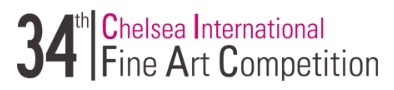 The 34th Chelsea International Fine Art Competition - logo