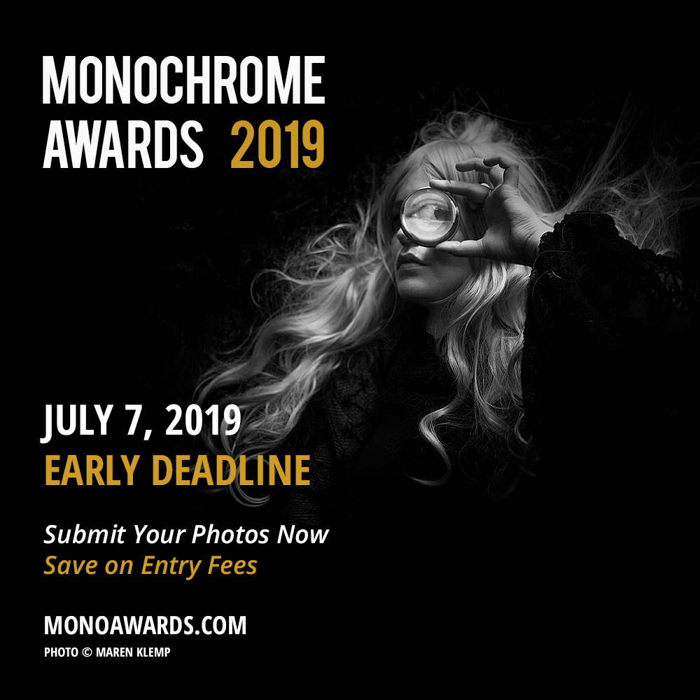 Monochrome Awards 2019 - logo