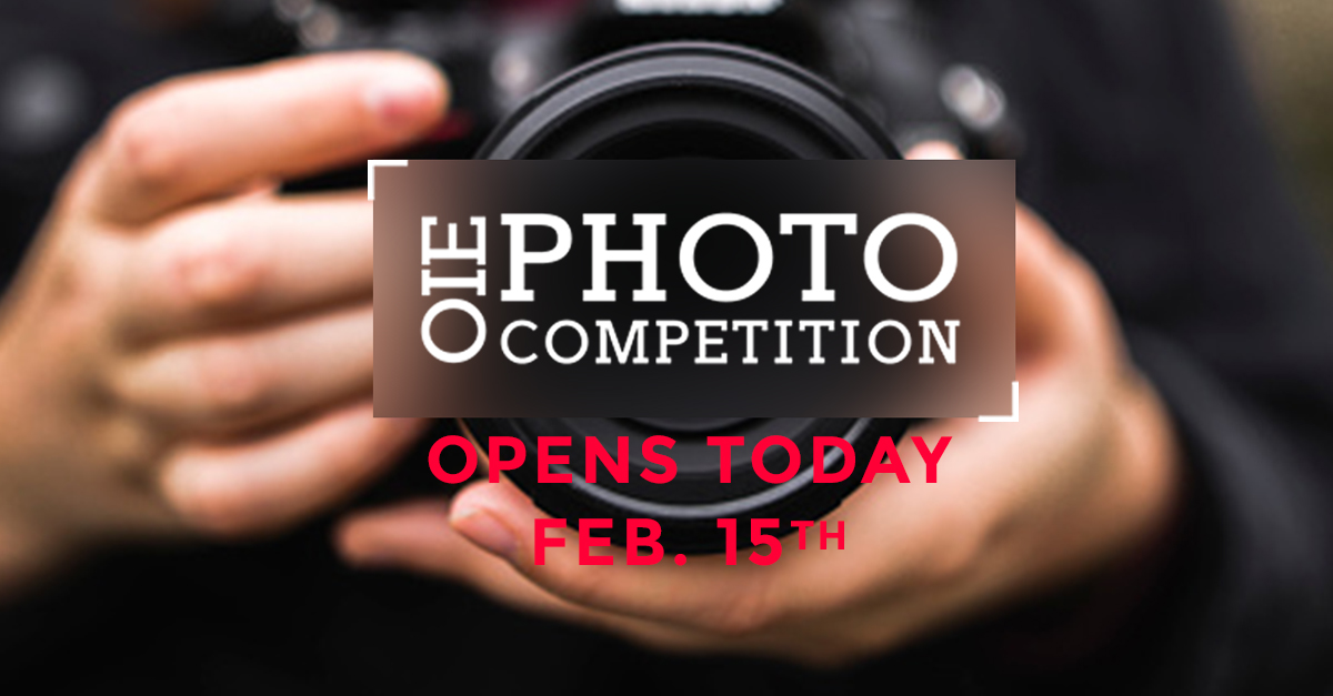 OIE Photo Competition 2019 - logo