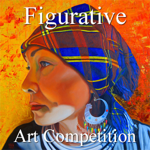 "9th Annual ""Figurative"" Online Art Competition - logo"