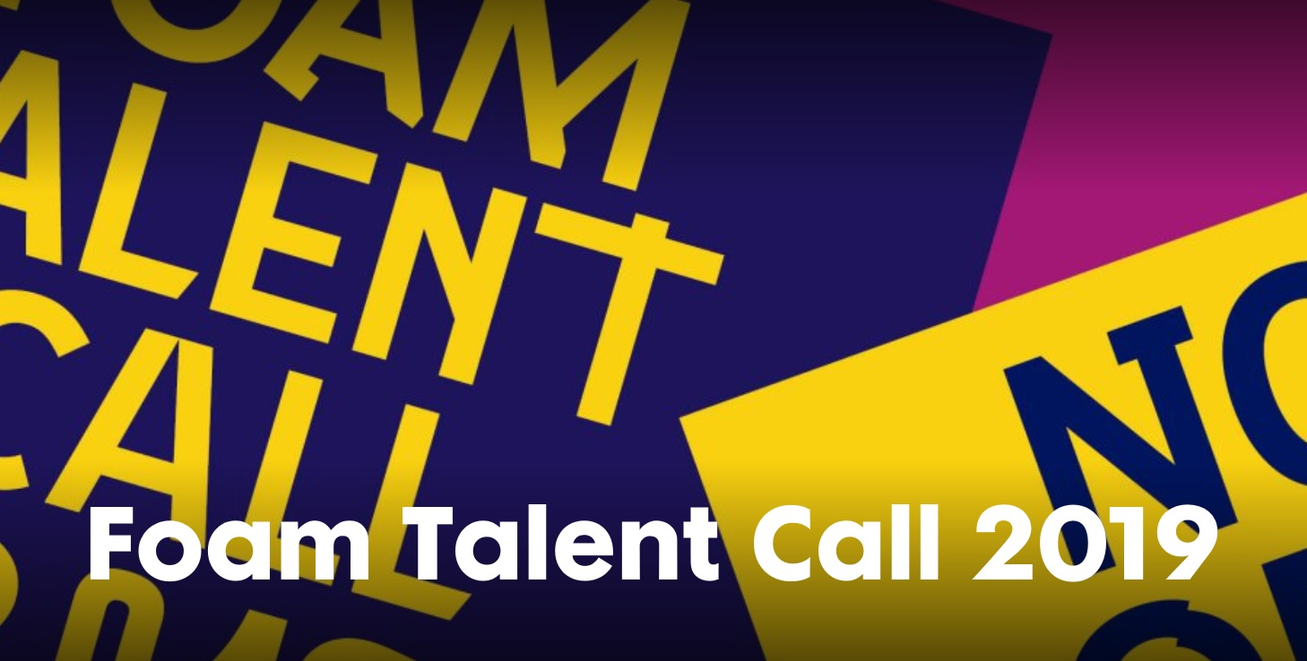 Foam Talent Call 2019 - logo