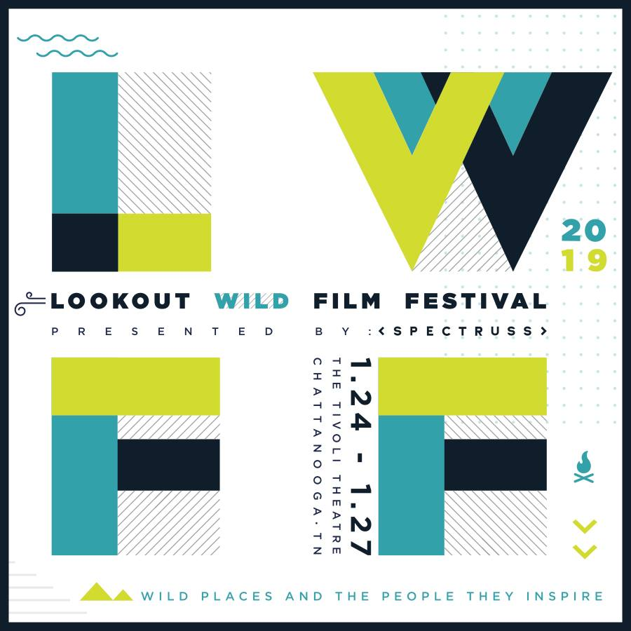 Lookout Wild Film and Photography Festival 2019 - logo