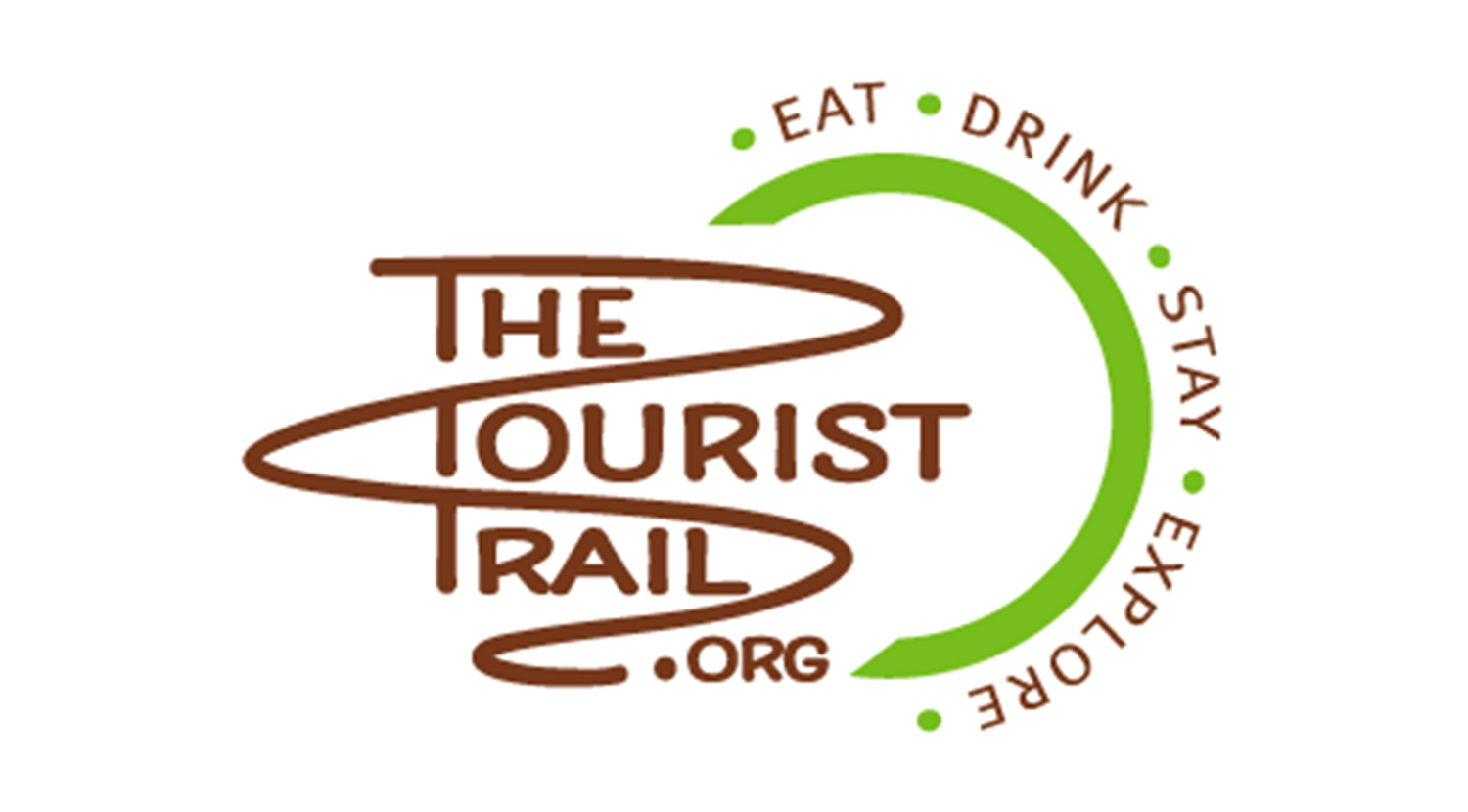 View from The Tourist Trail - logo