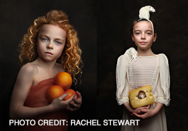 CPC Portrait Awards 2019 - logo