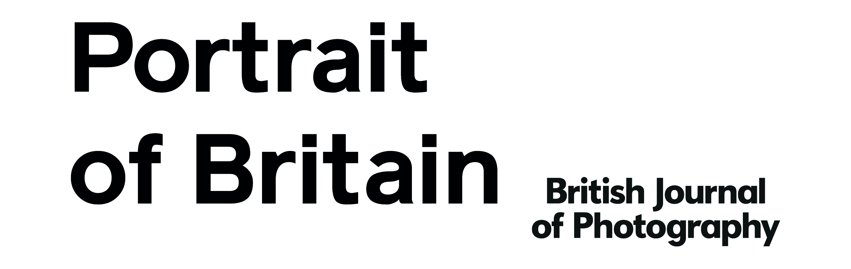 Portrait of Britain 2019 - logo