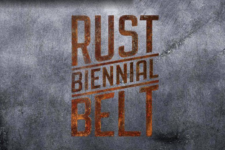 Rust Belt Biennial - logo